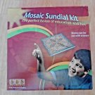 Mosaic Sundial Kit by Stone by Stone, Crafts Education Homeschool 3 designs NEW