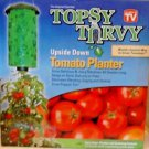 BNIB Upside Down Tomato Planter Patio Growing System Topsy Turvy FREE SHIP