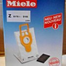 BNIB Miele Vacuum Cleaner Bags Miele Z Intensive Clean Vacuum Bags 5  FREE SHIP