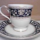 Mikasa Markham Petite Bone China L6212 Replacements Tea Cup Saucer Vintage EUC 6