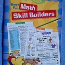 Mega Fun Math Skill Builders Reproducible Pages Education Tutor Homeschool Teach