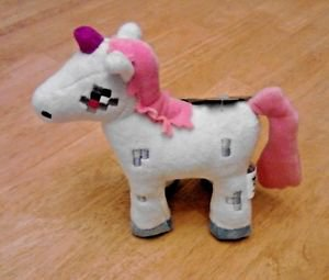 "NWT TERRARIA Unicorn 7"" Plush Series 2 Collectible Stuffed Toy Animal"