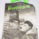 FRANKENWEENIE Edgar tote Halloween trick or treat bag Tim Burton subway premium