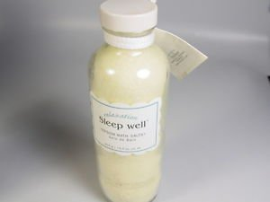 Sleep Well Epsom Bath Salts Lavender combo The THYMES Sels de Bain 15.5 oz NOS