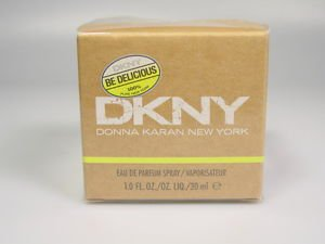 Donna Karan New York DKNY Be Delicious EDP Eau De Parfum 1.0 oz 30ml sealed box