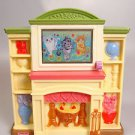 Fisher Price toy Loving Family Dollhouse Fireplace Television TV Music Lights