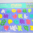 Feltkids felt letters playset felt alphabet 52 pieces early education toy