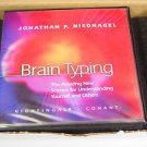 Brain Typing  CDs by Jonathan Niednagel 8/Bonus CD/DVD/CDROM 11 Total