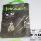 Tim Burton FRANKENWEENIE Victor tote Halloween trick or treat bag subway promo