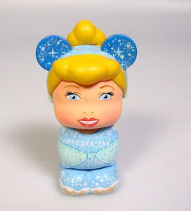 Disney Cinderella pvc toy figure Vinylmation Blue sparkle Gown cake topper