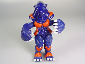 Mighty Morphin Power Ranger Clawing Dramole action Figure toy Evil space Alien