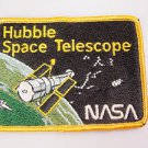 NASA Space Program Hubble Telescope 1990's collectible patch costume dress up
