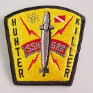 US NAVY SUBMARINE SSN-688 USS ANGELES hunter killer collectible PATCH costume