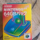 Nintendo 64 GameBoy GB64 Transfer PAK (NUS-019) In Box *Japan*