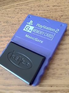 FMCB 1.952 / Sony PlayStation2 8MB Memory Card with Free Mcboot 1.952   Kemco