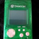Sega Dreamcast VMU Visual Memory Unit | Lime Green