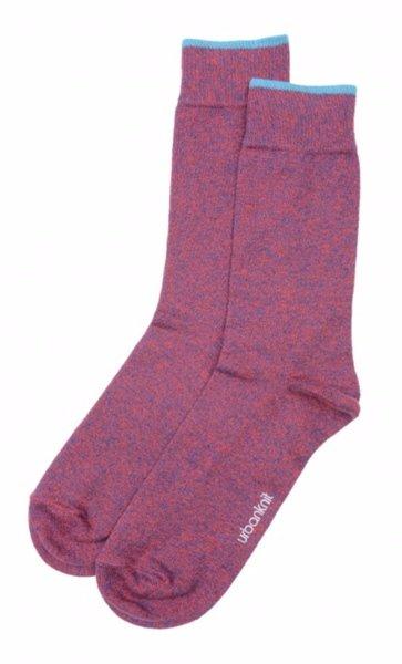 Men's Linen Blend Crew Socks by Urban Knit Size 10-13