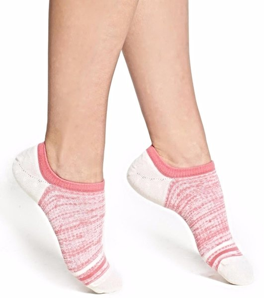 Women's Coolmax Invisible Socks by Urban Knit Low Cut Size 9-11 One Pair