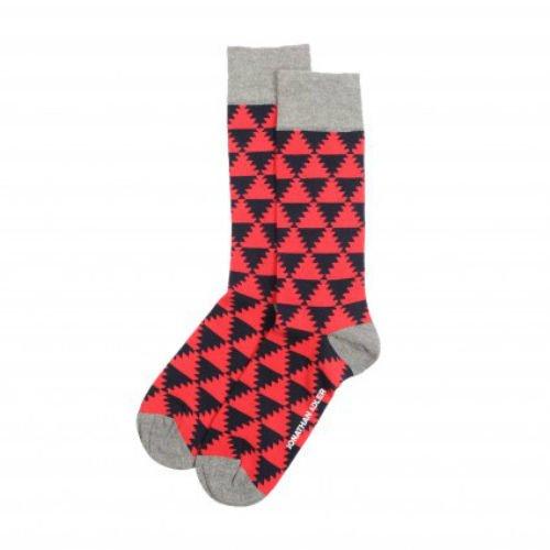 Jonathan Adler Aztec Crew Socks for Men Size 10-13