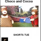 The Adventures of Choco And Cocoa: Shorts Tue