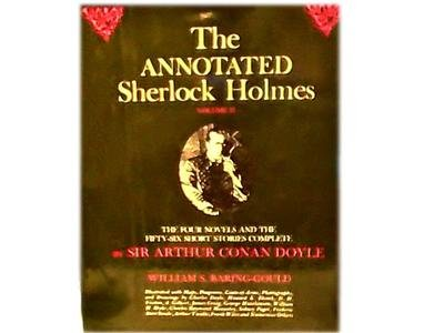 ANNOTATED SHERLOCK HOLMES~MAPS~DIAGRAMS~STORIES~V2