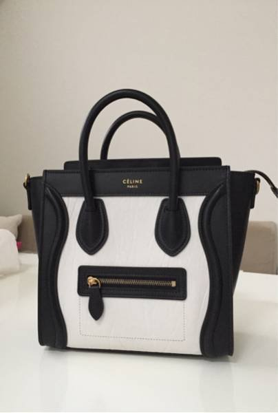 Celine Nano Shopper
