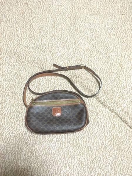Celine Shoulder Bag Macadam Beautiful Goods