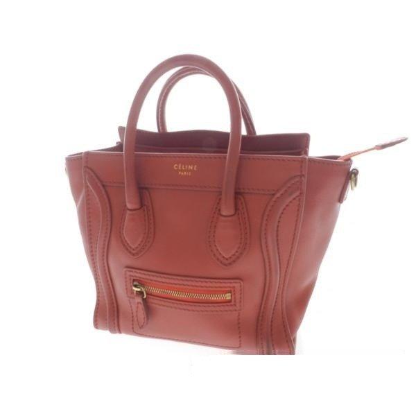 Celine Ragejinano Shoulder Bag For Women Leather
