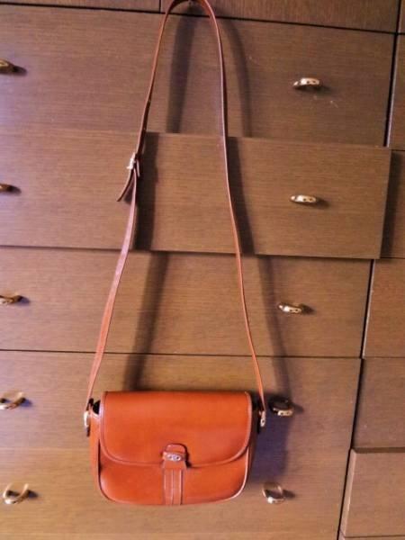 Beautiful Celine Shoulder Vintage Leather