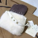 Celine Luxurious Fox Fur Bag Shoulder