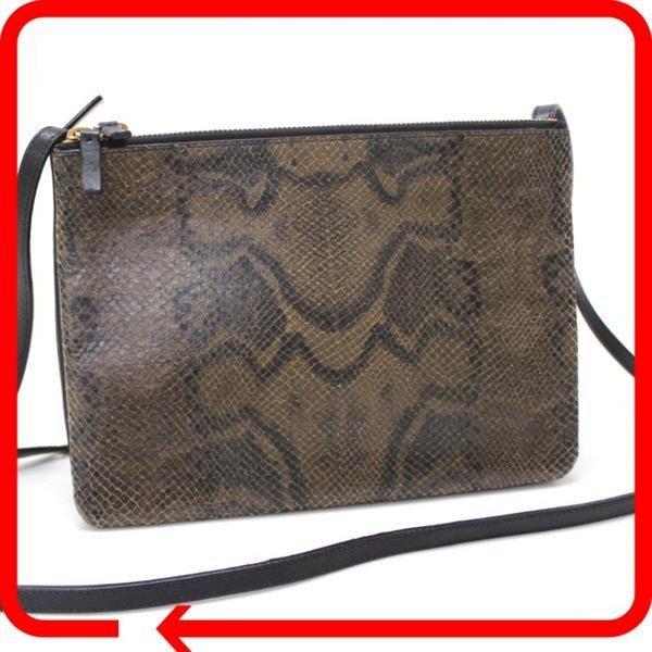 Celine Shoulder Bag Leather