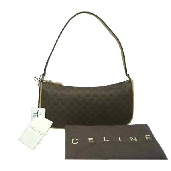 Celine Brown pouch bag new