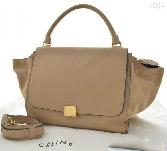 CELINE trapeze 2WAY bag handbag used