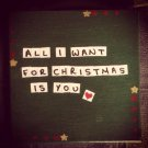 All i Want for Christmas Canvas