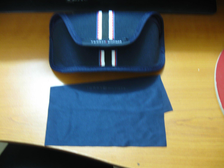 Tommy Hilfiget authentic sunglasses eyeglasses case