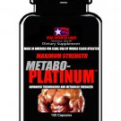 MAXIMUM STRENGTH METABO™ PLATINUM 120 Capsules