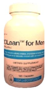 ZOLean� for Men (ZOLTRILEAN®) 120 Capsules