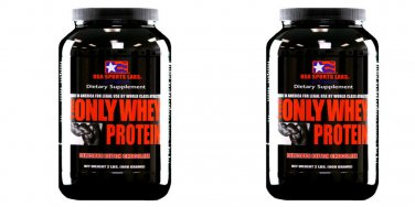 DrB's The Only Whey Tone Twin Pack
