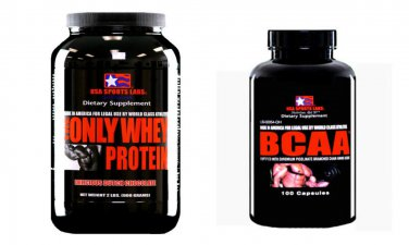 DrB's Male Recovery Stack