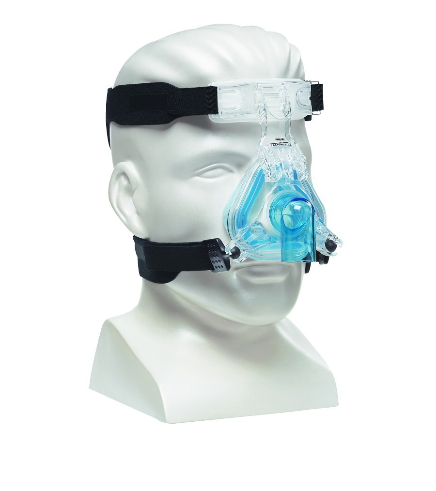 COMFORTGELBLUE MASK CPAP MASK WITH OUT HEADGEAR MED