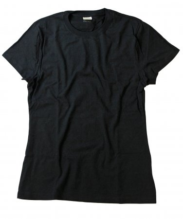 Womens T-Shirts - Black XXLarge