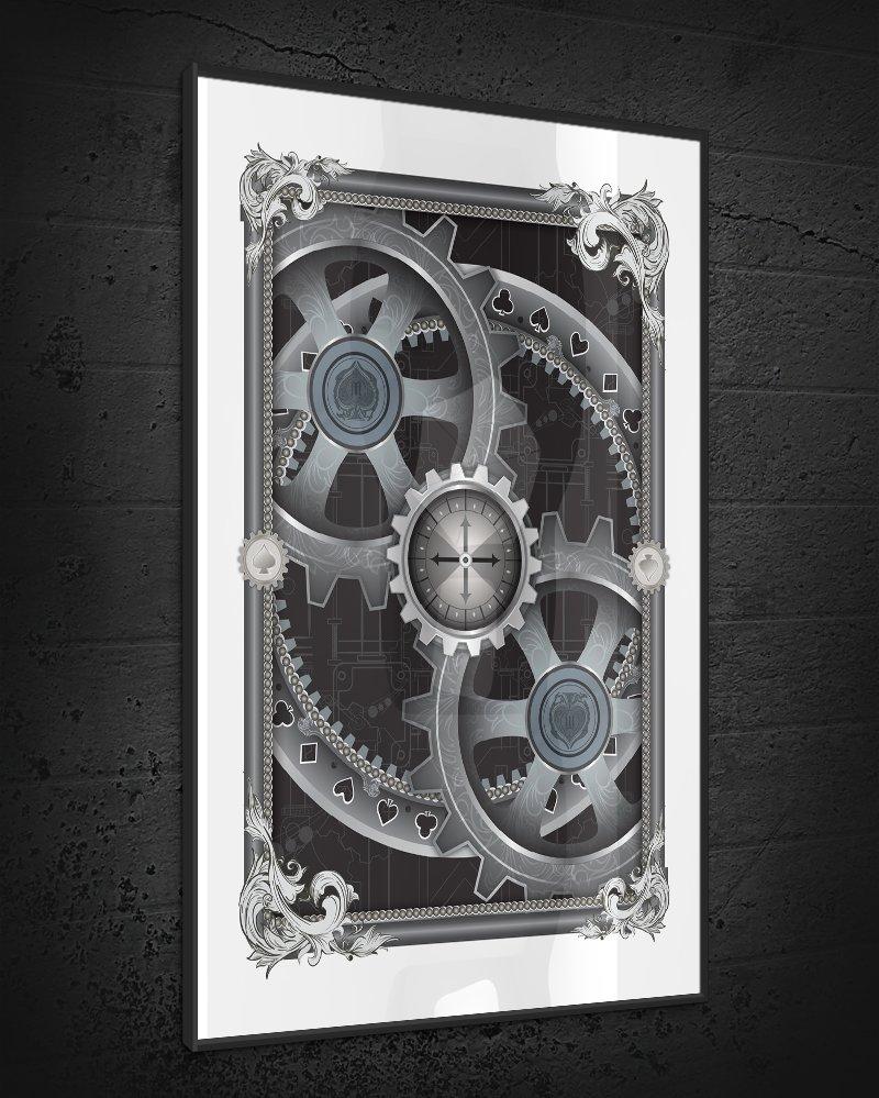 Black Edition Actuators (13x19 Print)