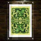 Absinthium Cartes à Jouer (12 x 18 Print)