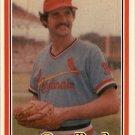 1981 Donruss 310 George Frazier