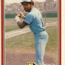 1981 Donruss 333 Jerry White