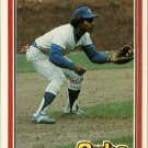 1981 Donruss 485 Lenny Randle