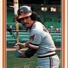 1981 Donruss 79 Dave Rosello