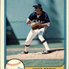 1981 Fleer 358 Mike Proly