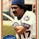 1981 Topps 377 Jerry Morales