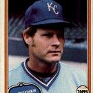 1981 Topps 389 Marty Pattin